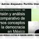 Revisión y análisis comparativo de diversos conceptos sobre la democracia en México