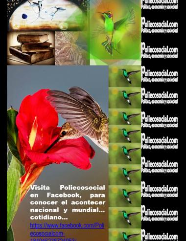 Poliecosocial en Facebook: Noticias del acontecer nacional e internacional… cotidiano